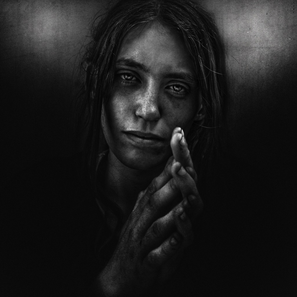 Homeless People Portraits Photography By Lee Jeffries: Portraits Of Homeless People, By Lee Jeffries