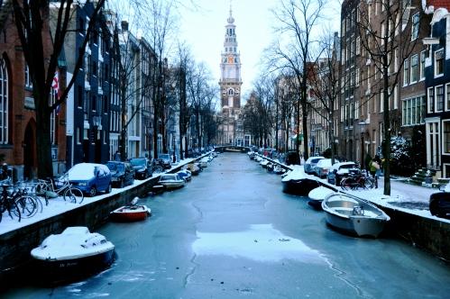 Frozen Amsterdam 1