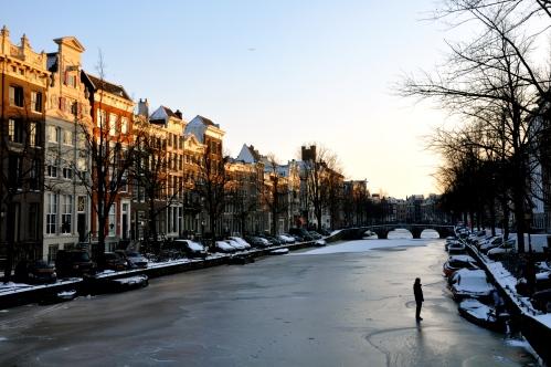 Frozen Amsterdam 2